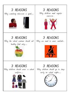 Reason Cards