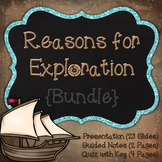 Reasons for Exploration {Bundle}