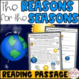 Reason for the Seasons Earth's Tilt
