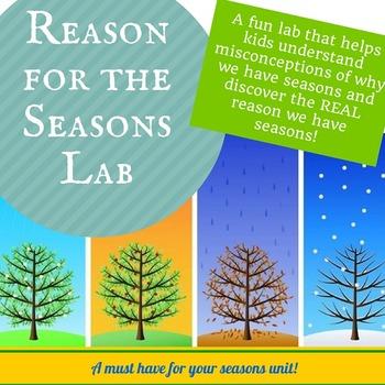 Reason for the Seasons Lab
