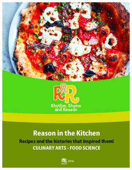 Reason in the Kitchen - Recipes and Histories that Inspire