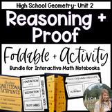 Reasoning + Proof- Geometry Foldable Bundle