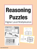 Reasoning Puzzles (High Level Multiplication):Activities f