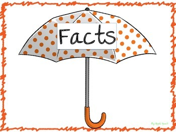 Reasoning With Rain: Facts versus Opinions in Writing (Speech & Language-CCSS)