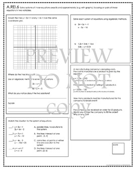 EQUATIONS and INEQUALITIES Reasoning  TEST PREP