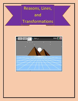 Geometry - Reasons, Lines, and Transformations Warm-ups