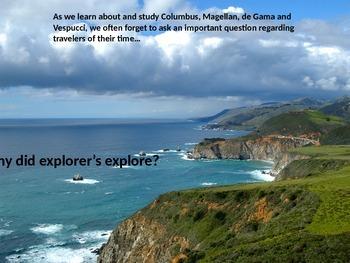 Reasons Why Explorer's Explore