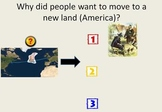 Reasons for Early American Colonization