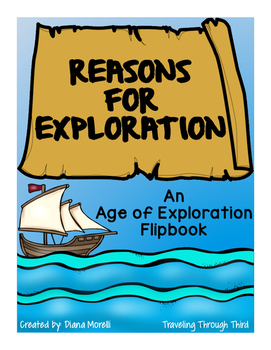 Reasons for Exploration Flipbook