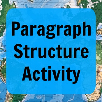 Supporting Details - Reassembling Paragraphs (ESL)