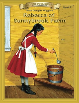 Rebecca of Sunnybrook Farm RL 1-2 ePub with Audio Narration