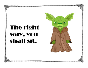 Rebel Rules for Flexible Seating
