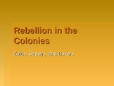 Rebellion in the Colonies: Zulus, Sepoys, & Boxers