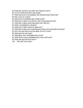Rebound Trivia Questions