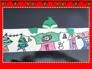 Rebuild Whoville Measurement and  Story Problems