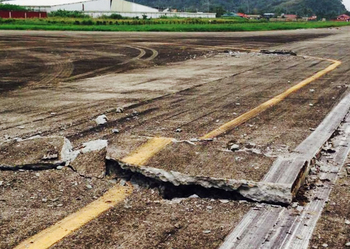 Rebuild a Damaged Runway Using Applied Practical Math