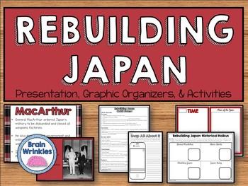 Rebuilding Japan After World War II (SS7H3c)