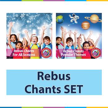 Rebus Chants SET Gr. K-1