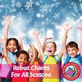 Rebus Chants Volume 1: For All Seasons Gr. K-1