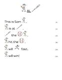 Rebus Fluency Stories