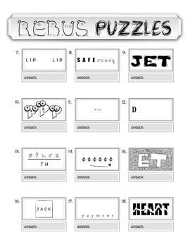 Divine image in printable rebus puzzles pdf