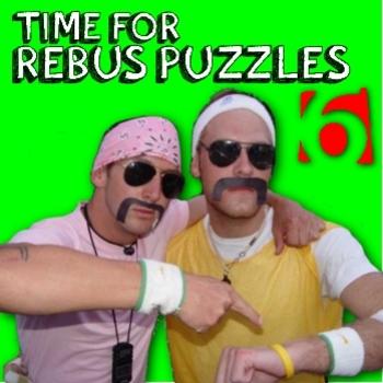 "Rebus ""Wuzzle"" Puzzle Worksheet 6 - teachmehowtoALGE"