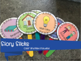 Recall & Retelling Story Sticks