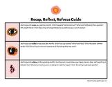 Recap, Reflect, & Refocus Guide