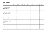 Reception / Early Years planning checklist