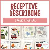 Receptive Describing Task Cards
