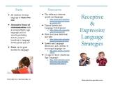 Receptive/Expressive Language Brochure