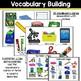 Receptive & Expressive Language Builder: Back to School Edition