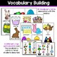 Receptive & Expressive Language Builder: Easter Edition