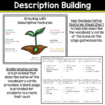 Receptive & Expressive Language Builder: Spring Edition