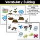 Receptive & Expressive Language Builder: Spring Edition