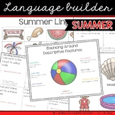 Language Builder: Summer