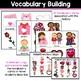 Receptive & Expressive Language Builder: Valentine's Edition