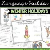 Language Builder: Winter Holidays
