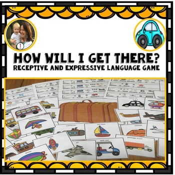 Receptive Expressive Language Game: Asking and Answering: How will we get there?
