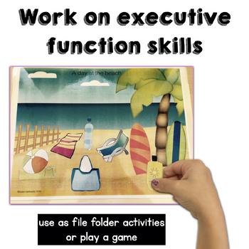 Receptive & Expressive Language in Life Skills Routines Elementary Bundle