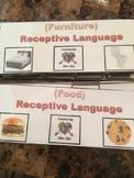 Receptive Language for students with Autism BUNDLE
