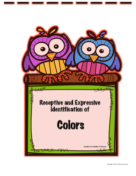 Receptive and Expressive ID of Colors