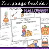 Language Builder: Halloween