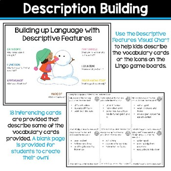 Language Builder: Winter