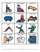 Recess Choice Cards