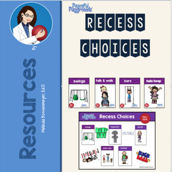 Recess Choices Cards
