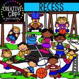 Recess {Creative Clips Digital Clipart}