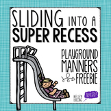 Recess Manners Freebie