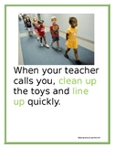 Recess/Playground Rules