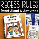 Recess Rules Activity Set